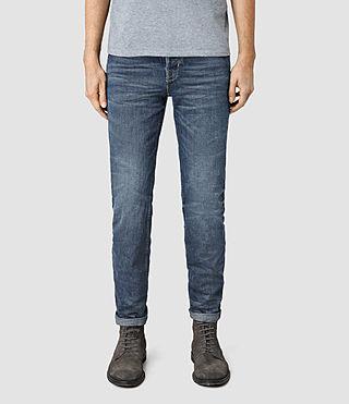 Men's Robards Iggy Jeans (MID INDIGO BLUE)