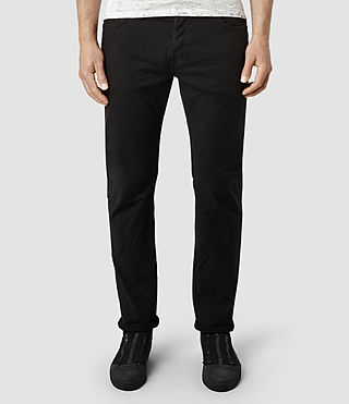 Men's Sodium Iggy Jeans (Black)