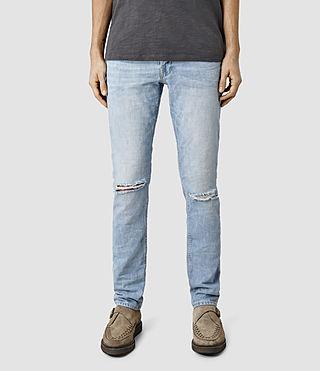Men's Palance Pistol Jeans (MID INDIGO BLUE)