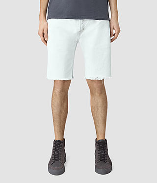 Herren Coping Switch Shorts (BleachedIndigoblue)
