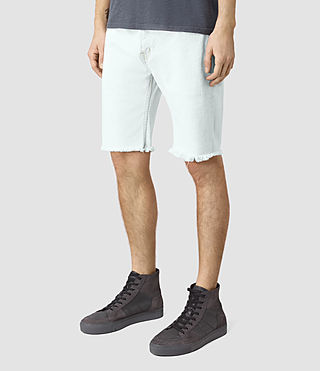 Hombres Coping Switch Shorts (BleachedIndigoblue) - product_image_alt_text_2