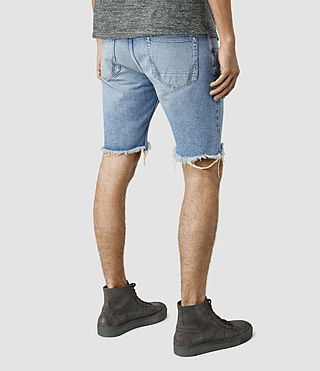 Herren Fret Switch Short (MID INDIGO BLUE) - product_image_alt_text_3