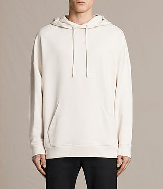 Mens Anark Pullover Hoody (Vintage White) - product_image_alt_text_1