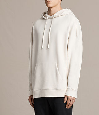 Mens Anark Pullover Hoody (Vintage White) - product_image_alt_text_2