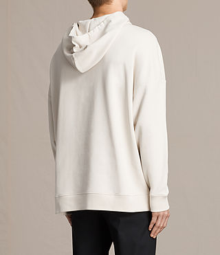 Mens Anark Pullover Hoody (Vintage White) - product_image_alt_text_3