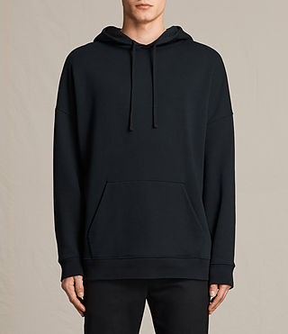 Mens Anark Pullover Hoody (Jet Black) - product_image_alt_text_1