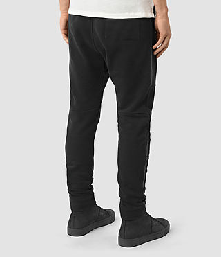 Herren Vander Sweat Pants (Black/Black) - product_image_alt_text_4