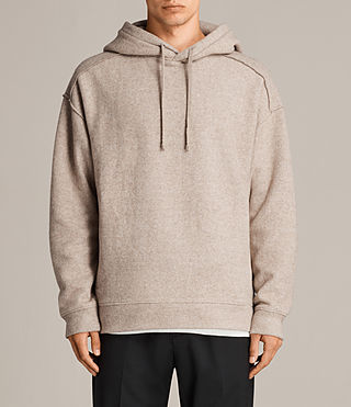 Men's Cortel Hoody (LIGHT TAUPE/TAUPE) - Image 1