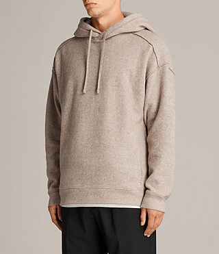 Men's Cortel Hoody (LIGHT TAUPE/TAUPE) - Image 3