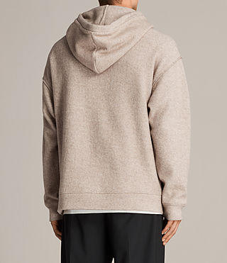 Men's Cortel Hoody (LIGHT TAUPE/TAUPE) - Image 4
