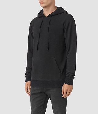 Hommes Elders Pullover Hoody (Cinder Marl) - product_image_alt_text_2