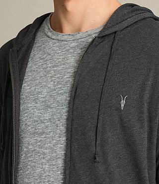 Hombre Brace Hoody (CHARCOALMARL) - product_image_alt_text_2