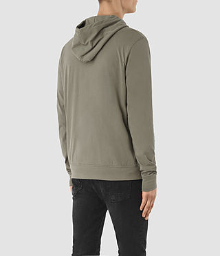 Hommes Sweat à capuche Brace (QUARRY GREY) - product_image_alt_text_4
