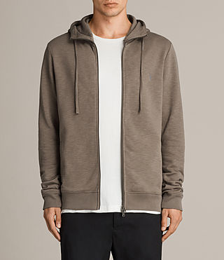 Mens Lutra Hoody (Washed Khaki) - product_image_alt_text_1