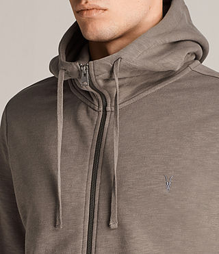 Mens Lutra Hoody (Washed Khaki) - product_image_alt_text_2