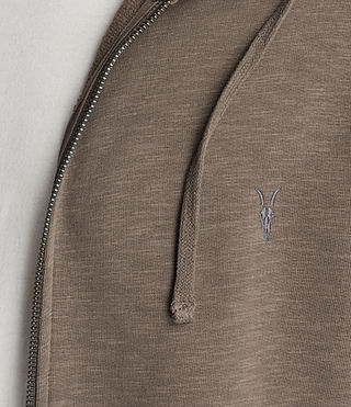 Mens Lutra Hoody (Washed Khaki) - product_image_alt_text_3