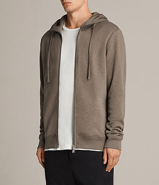 Mens Lutra Hoody (Washed Khaki) - product_image_alt_text_4