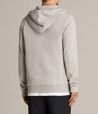 Men's Lutra Hoody (Pebble Grey) - Image 5