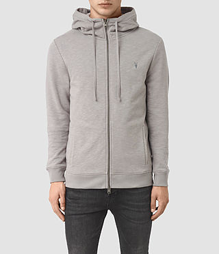 Hommes Lutra Hoody (Putty Brown) -