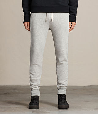 Herren Medala Sweatpants (Grey Marl)