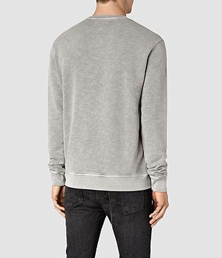 Hommes Wilde Crew Sweatshirt (Vntg Steeple Grey) - product_image_alt_text_4