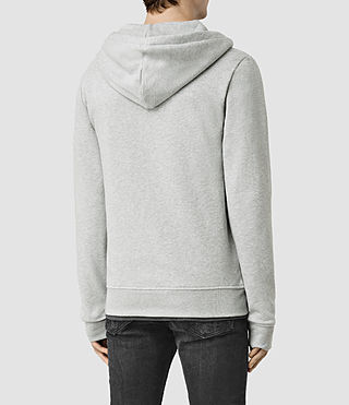 Hombre Wilde Hoody (Grey Marl) - product_image_alt_text_3