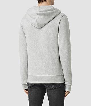 Men's Wilde Hoody (Grey Marl) - product_image_alt_text_3
