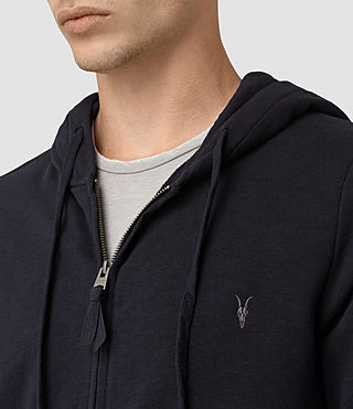 Hombres Wilde Hoody (INK NAVY) - product_image_alt_text_2