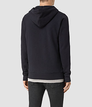 Hommes Wilde Hoody (INK NAVY) - product_image_alt_text_4