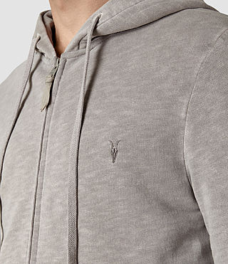 Hombres Wilde Hoody (Vntg Steeple Grey) - product_image_alt_text_2
