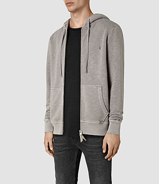 Hombres Wilde Hoody (Vntg Steeple Grey) - product_image_alt_text_3
