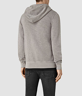 Hombres Wilde Hoody (Vntg Steeple Grey) - product_image_alt_text_4