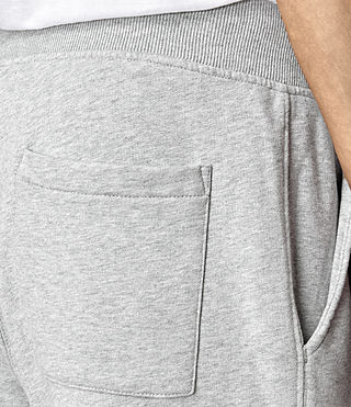 Hombres Wilde Sweatpant (Grey Marl) - product_image_alt_text_2