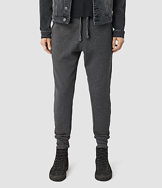 Hombres Wilde Sweatpant (Charcoal Marl)