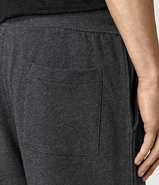 Hombres Wilde Sweatpant (Charcoal Marl) - product_image_alt_text_2