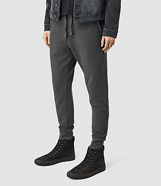 Hombres Wilde Sweatpant (Charcoal Marl) - product_image_alt_text_3