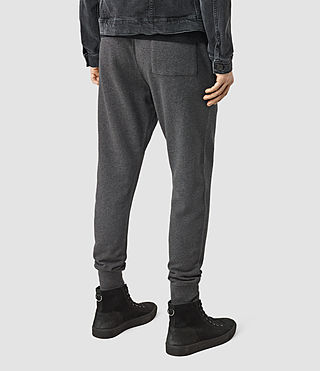 Hombres Wilde Sweatpant (Charcoal Marl) - product_image_alt_text_4