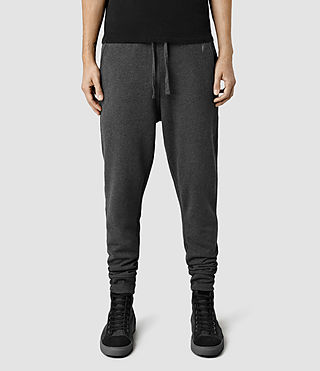 Hommes Wilde Sweatpants (Charcoal Marl)