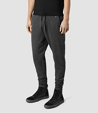 Mens Wilde Sweatpant (Charcoal Marl) - product_image_alt_text_2