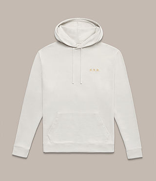 Men's Meyer Hoody (IVORY GREY) - Image 2
