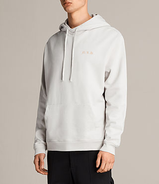 Men's Meyer Hoody (IVORY GREY) - Image 4