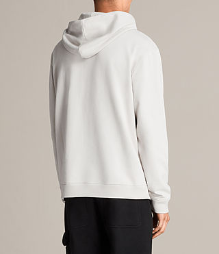 Men's Meyer Hoody (IVORY GREY) - Image 5