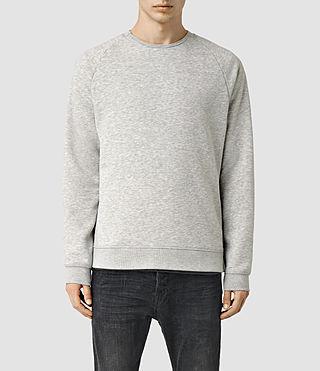 Mens Semir Crew Sweatshirt (Grey Marl)