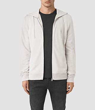 Mens Etors Hoody (Ash Grey)