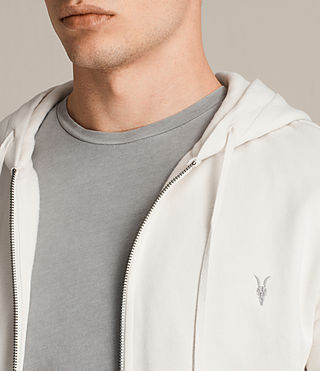 Mens Raven Hoody (Vintage White) - product_image_alt_text_2