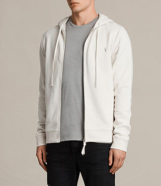 Mens Raven Hoody (Vintage White) - product_image_alt_text_3