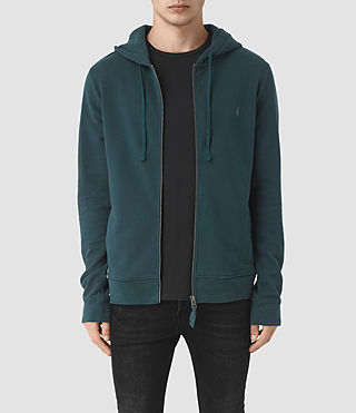 Men's Raven Hoody (Petrol Blue)