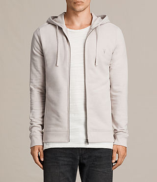 Mens Raven Hoody (Taupe Marl) - Image 1