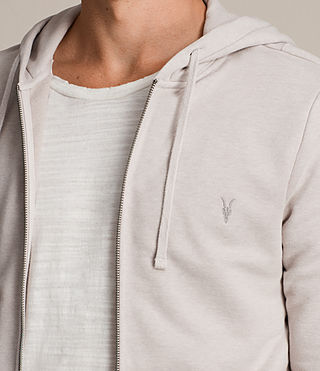 Mens Raven Hoody (Taupe Marl) - Image 2