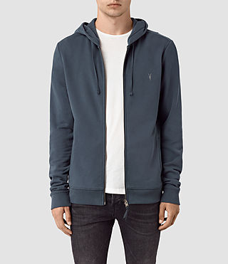 Mens Raven Hoody (Workers Blue)